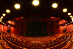 Театр Китая национальный грандиозный Стоковые Изображения RF