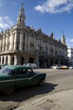 театр Кубы большой havana Стоковые Фото