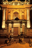Театр марионетки Wroclaw Стоковое фото RF