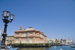 театр моря стоковое фото