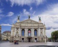 Театр оперы и балета Стоковое Изображение RF