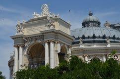 Театр оперы стоковая фотография