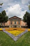 театр празднества bayreuth стоковые изображения rf