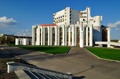 Театр драмы Новгорода академичный названный после Fyodor Dostoevsky в Veliky Новгороде, России стоковое изображение rf