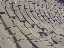 театр древнегреческия Стоковое Изображение