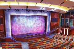 Театр театра   стоковая фотография rf