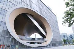 Театр Шанхая поли грандиозный стоковые изображения