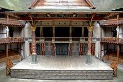 театр 3 глобусов Стоковая Фотография RF