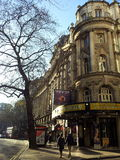 Театр Aldwych, Лондон стоковые изображения