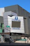 Театр Comerica Стоковое Изображение