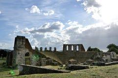 Театр Gubbio стоковое изображение rf