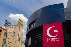 Театр Guthrie стоковая фотография