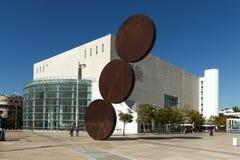 Театр Habima, Тель-Авив Израиль Стоковое Изображение RF