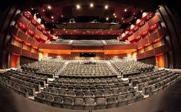 Театр from inside Стоковая Фотография