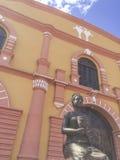 Театр José de Ла Cruz Mena муниципальный стоковые изображения rf