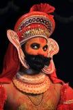 театр kathakali характера Стоковая Фотография