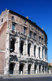 театр marcellus roma rome Стоковое Изображение RF