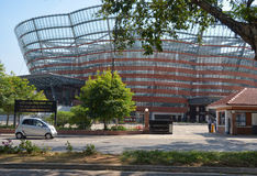 Театр Nelum Pokuna Стоковая Фотография
