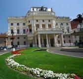 театр slovak стоковая фотография