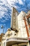 Театр Snowdon стоковое фото