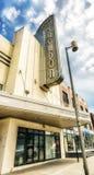 Театр Snowdon стоковые изображения