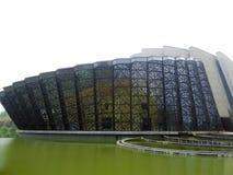 Театр Wuzhen грандиозный Стоковая Фотография RF