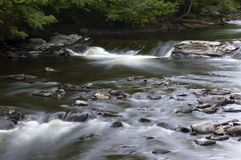 теките вода Стоковое Изображение