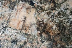 текстура абстрактного гранита естественная сделанная по образцу твердая каменная Стоковое Изображение RF