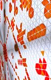 Текстура Амстердам предпосылки мозаики детей стоковое изображение rf