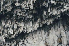 Текстура базальта Стоковое Изображение