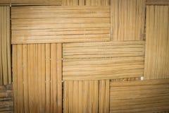 Текстура бамбука Weave Стоковая Фотография RF