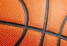 текстура баскетбола Стоковые Изображения
