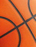 Текстура баскетбола Стоковое Фото