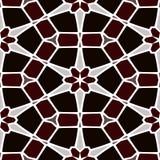 Текстура безшовной картины kaleidoscopic иллюстрация вектора