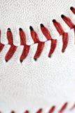 текстура бейсбола Стоковые Изображения