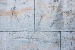 Текстура бетонной стены и предпосылка кирпича Стоковые Изображения