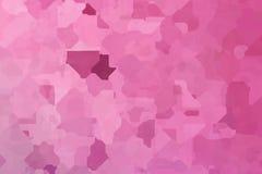 Текстура бетонной стены покрашенная в розовом цвете абстрактная предпосылка иллюстрация вектора