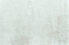 Текстура белой ткани Стоковое фото RF