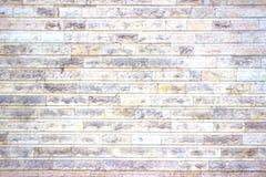 Текстура белых мраморных блоков, яркая каменная стена как backgroun Стоковые Изображения RF