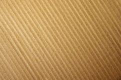 текстура близкой съемки картона вверх Предпосылка коробки Стоковое Изображение