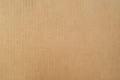 текстура близкой съемки картона вверх Стоковое Изображение