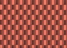 Текстура бондаря с яркими тенями иллюстрация вектора