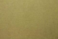 Текстура бумаги Брайна Стоковые Изображения