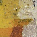 Текстура бумаги ручного черпания Стоковое Фото