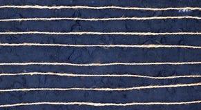 Текстура бумаги ручного черпания Стоковая Фотография RF