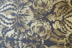 Текстура бумаги стены как предпосылка Стоковые Изображения