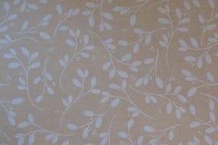 Текстура бумаги стены как предпосылка Стоковые Фотографии RF