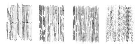 Текстура вектора излишка бюджетных средств Вертикальные тонкие линии различный размер Стоковое фото RF