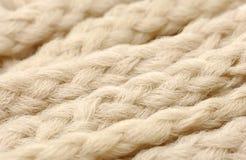 текстура веревочки стоковое изображение