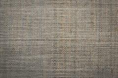 Текстура винтажной homespun linen ткани Стоковое фото RF